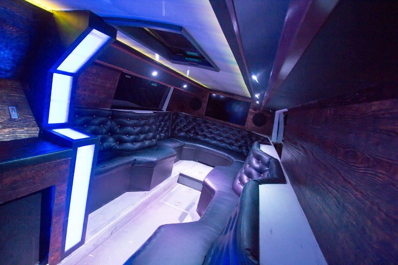 Kantet lounge