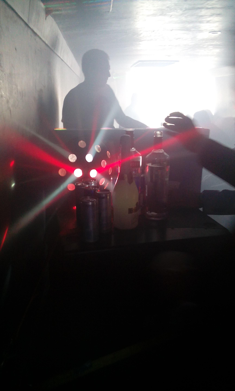 Bar & dj